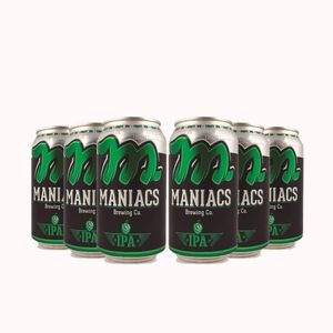 Pack-6-cervejas-artesenal-Maniacs-IPA-Lata-355ml