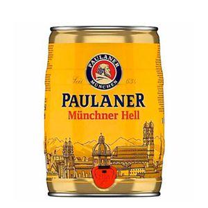 Barrilete-cerveja-alema-Paulaner-Munchner-Hell-5L