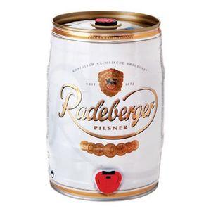 Barrilete-cerveja-alema-Radeberger-Pilsner-5L