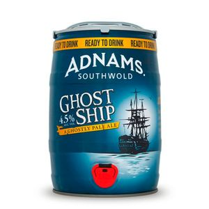 Barrilete-cerveja-inglesa-Adnams-Ghost-Ship-5L