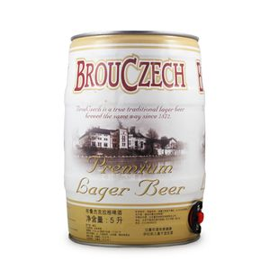 Barrilete-cerveja-tcheca-Brouczech-Lager-5L