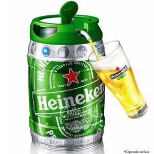 Barrilete-cerveja-holandesa-Heineken-5L