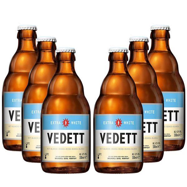 Pack-6-cervejas-belga-Vedett-Extra-White-330ml