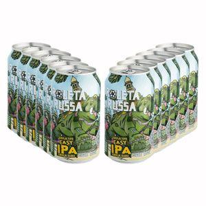 Pack-12-cervejas-Roleta-Russa-Easy-Ipa-350ml-lata-