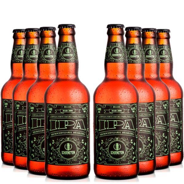 Pack-8-cervejas-artesanal-Schornstein-IPA-500ml-1
