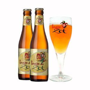 Pack-2-Cervejas-Brugse-Zot-Blond-330ml--taca-grati