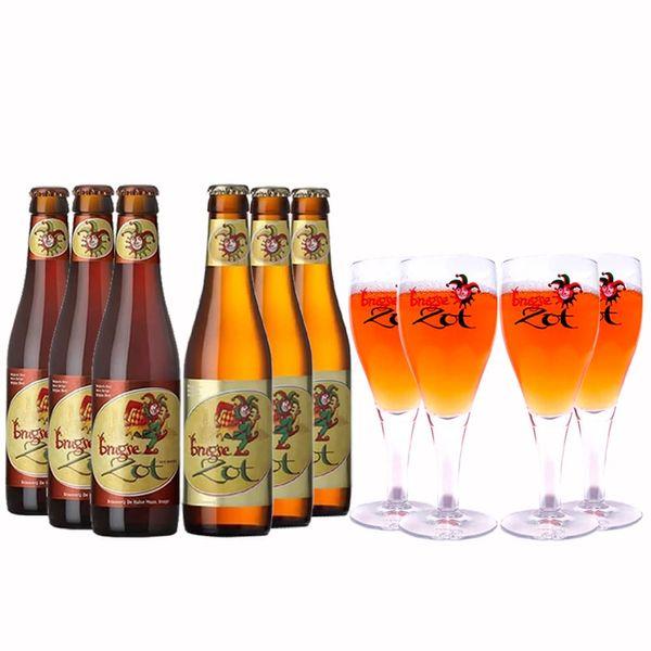 Kit-6-cervejas-Brugse-Zot-330ml--4-tacas-gratis-1