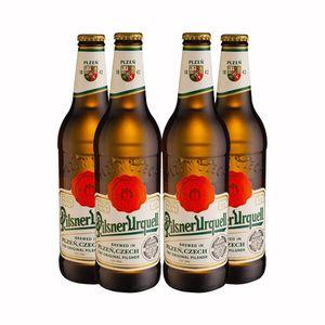Pack-4-Cervejas-tcheca-Pilsner-Urquell-500ml-1