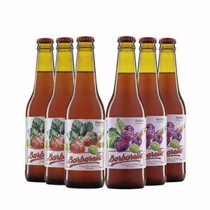 Kit-Degustacao-6-Cervejas-Barbarella-Fruitbier-355