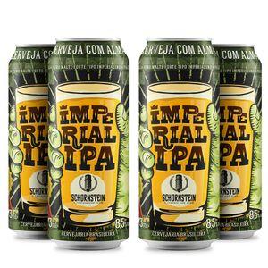 Pack-4-cervejas-artesanal-Schornstein-Imperial-IPA
