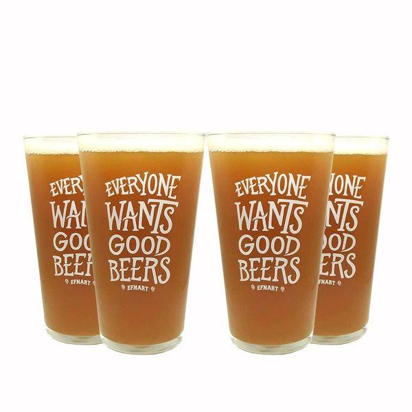 Pack-4-Copos-Pint-Everyone-Wants-Good-Beers-470ml-