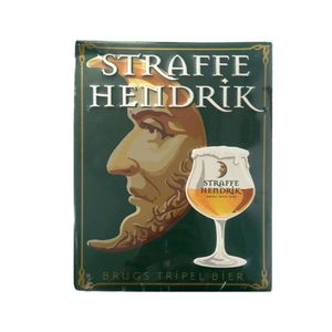 Placa-metal-cervejaria-Straffe-Hendrik-Tripel-1