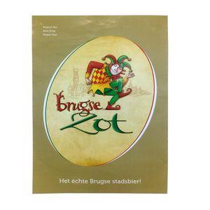 Poster-papel-cervejaria-Brugse-Zot-1