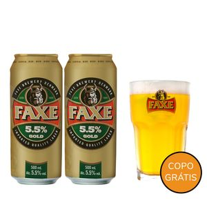 Pack-2-Faxe-Gold-500ml--Copo-Viking-Beer-Gratis-1