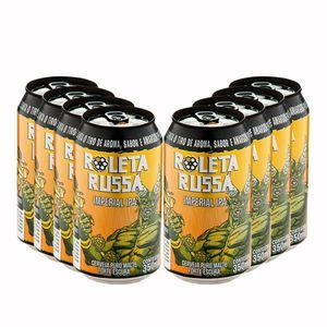 Pack-8-Cervejas-Roleta-Russa-Imperial-IPA-Lata-350