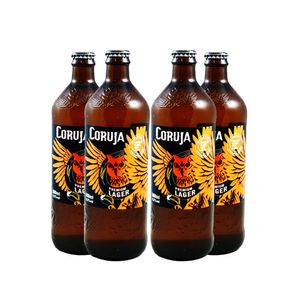 Pack-4-Cervejas-Artesanal-Coruja-Premium-Lager-500