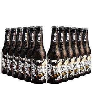 Pack-12-Cervejas-Artesanal-Corujinha-Lager-355ml-1