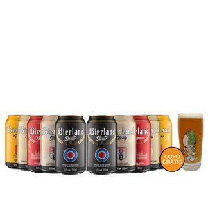 Kit-Degustacao-10-Bierland-Lata-350ml--copo-Gratis
