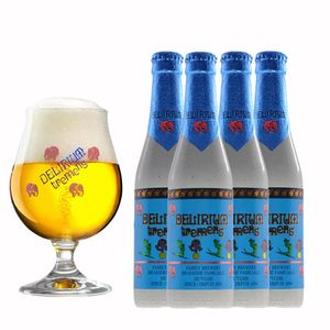 Pack-4-cervejas-Delirium-Tremens-330ml--taca-Delir