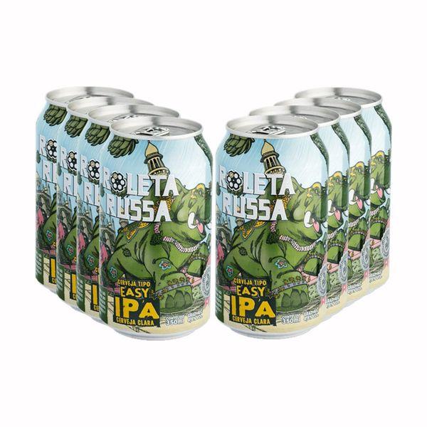 Pack-8-cervejas-Roleta-Russa-Easy-Ipa-350ml-lata-1