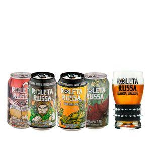 Kit-4-cervejas-Roleta-Russa-350ml--copo-1