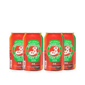 Pack-4-cervejas-americanas-Brooklyn-East-IPA-Lata-